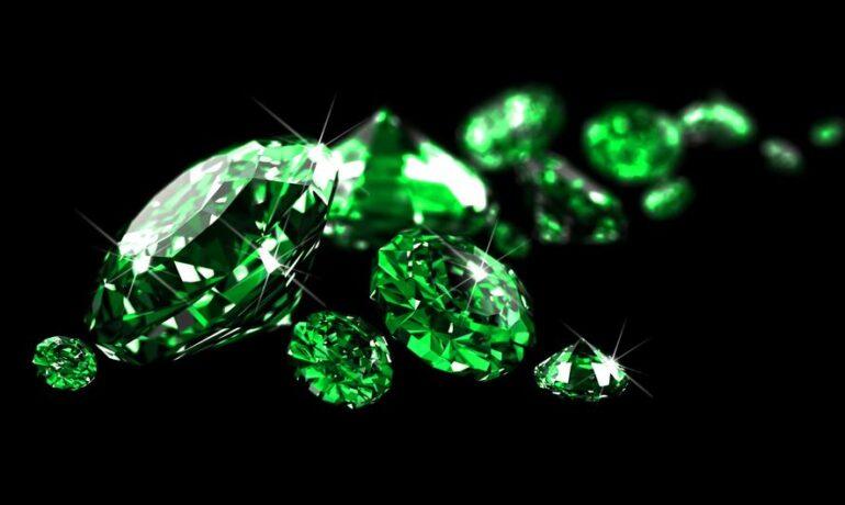 Smeraldi, come pulirli e prendersene cura